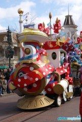 Minnie's Party Train