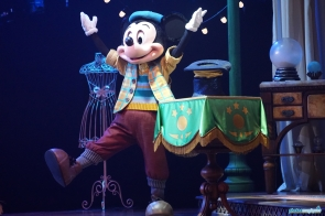 Mickey and the Magician